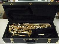 Elkhart Series 11 Alto Saxophone