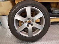 Genuine VW Polo Alloy Wheels
