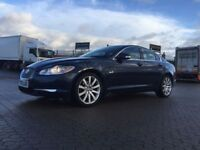 2009│Jaguar XF 2.7 TD Premium Luxury 4dr│Sat Nav│Heated Seats│Leather Seats│Reverse Camera│2 Keys