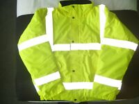 BRAND NEW Hi-Visibility Jacket