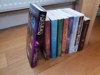 Small book collection