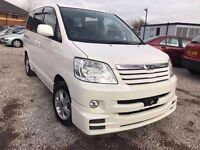 2003 Toyota Noah 2.0 X Edition 8 Seater Fresh Jap Import 5dr (03)reg FS+8 SEATER +6 MONTH WARRANTY