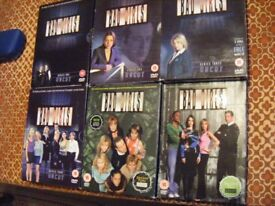Bad Girls - 6 dvd box sets series 1 to 6