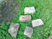 Free rockery rocks