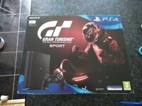 PS4 Slim with Gran Turismo Sport Brand New