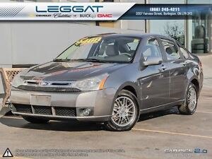 2011 Ford Focus SE w/ ONLY 72K! CLEAN CARPROOF *A/C*CHROME APPEA