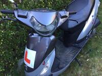 Peugeot v clic 50cc moped