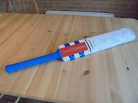 Gray Nicholls Powerspot with Tufcoat Size 6 cricket bat (with new grip).