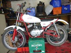 Yamaha TY 80 Very Good Condition