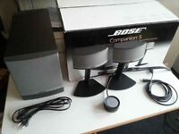 bose companion 5 for sale second-hand