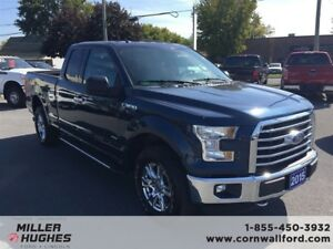 2015 Ford F-150 XLT, Camera, Sync, Satellite Radio