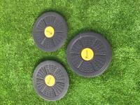 Goalkeeping Balance Boards
