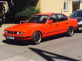 1991 BMW E34 520I SE PURE ORIGINAL VERY CLEAN CAR ONE OF A KIND