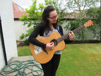 Acoustic Guitar Lessons For Beginners Glasgow Southside