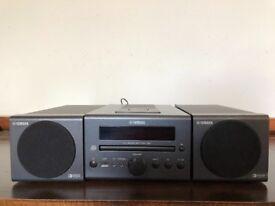 Yamaha CRX-140 CD/Radio