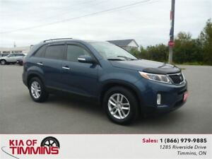 2015 Kia Sorento LX Heated Seats Bluetooth