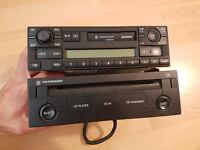 Volkswagen Golf Bora Polo Gamma Radio CD with code Genuine