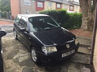 Vw polo se 75 bhp 10 months mot great condition