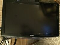 Samsung 39 inch tv PARTS OR REPAIRS