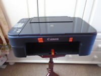 a BRAND NEW (STILL WITH SECURITY TAPE ON), CANON PIXMA ALL-IN-ONE WIRELESS PRINTER