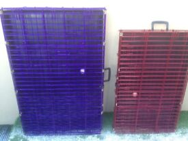 dog life cages large and medium