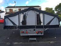 2010 Pennine Countryman Folding Camper / Trailer Tent - Excellent Condition