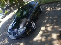 Audi A4 very low mileage