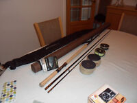 Fly and Spin Fishing gear for sale. VGC...( Trout, Salmon,Pike,Carp, etc)