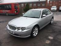 AUTOMATIC ROVER 75 CONNOISSEUR 2.5 V6 FSH 2003