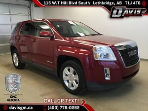 Used 2012 GMC Terrain AWD SLE--CERTIFIED PRE OWNED!