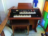 Howfords 237-HT electronic organ.