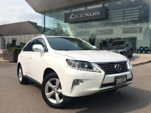 2014 Lexus RX 350 Premium Pkg 1 Owner Backup Cam Sunroof