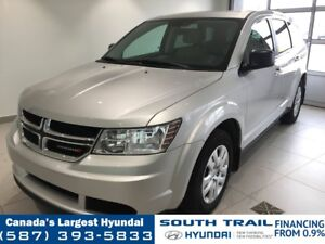 2014 Dodge Journey SE - ONE OWNER, BLUETOOTH