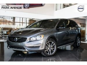 2016 Volvo V60 Cross Country T5 Premier *certifié*
