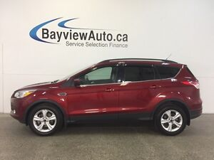 2015 Ford ESCAPE SE- ECOBOOST! HEATED SEATS! REV CAM! SYNC!