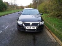 Vw passat 2006 1.9 diesel ,Fsh,timing belt replaced twice,121000 miles,alloy wheels,all tyres good