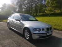 Bmw 316 compact lovely car drives perfect