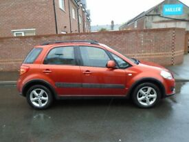 2008 58 SUZUKI SX4 1.6 GLX ** LONG MOT ** GREAT DRIVE** HPI CLEAR ****