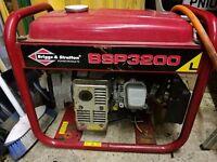 Generator petrol and lpg