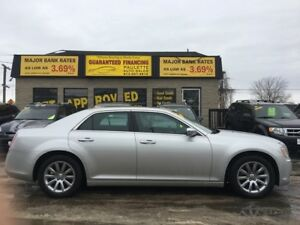 """2012 Chrysler 300 """"LOADED"""" WWW,PAULETTEAUTO.COM BE APPROVED NOW!"""