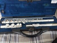Second hand flute