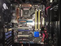 Asus P5Q-E motherboard skt 775