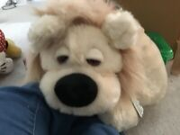 Various soft toys for sale