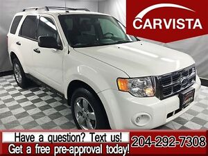 2012 Ford Escape XLT FWD -BLUETOOTH, LOCAL VEHICLE-