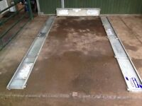 Ifor Williams Trailer LM 167g sides and tailgate 16ft x 7.4 ft £325.00