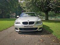 2005 55 BMW 520D MSPORT 4 DOOR SALOON ++LOW MILEAGE/FSH++