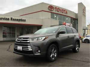 2017 Toyota Highlander LIMITED|EXT WARRANTY|LOADED