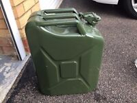 Brand New Jerry Can