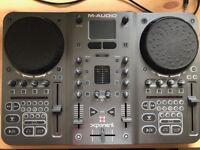 M-Audio Torq Xponent - DJ controller