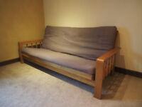 Vienna Futon 3 Seater sofa bed